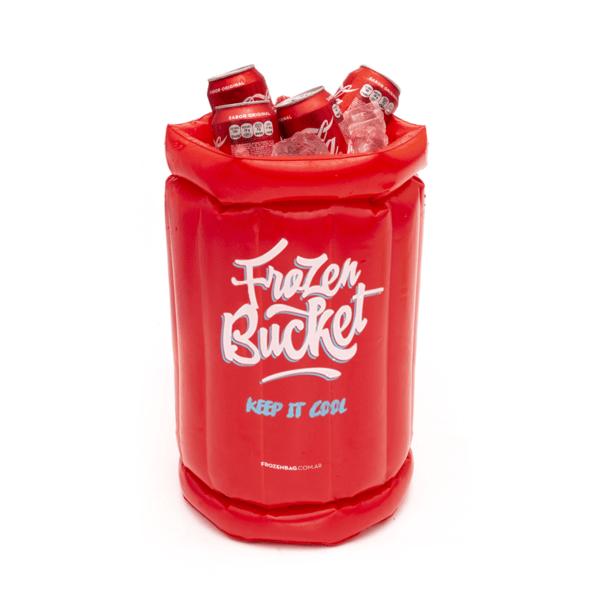 bucket 01 red