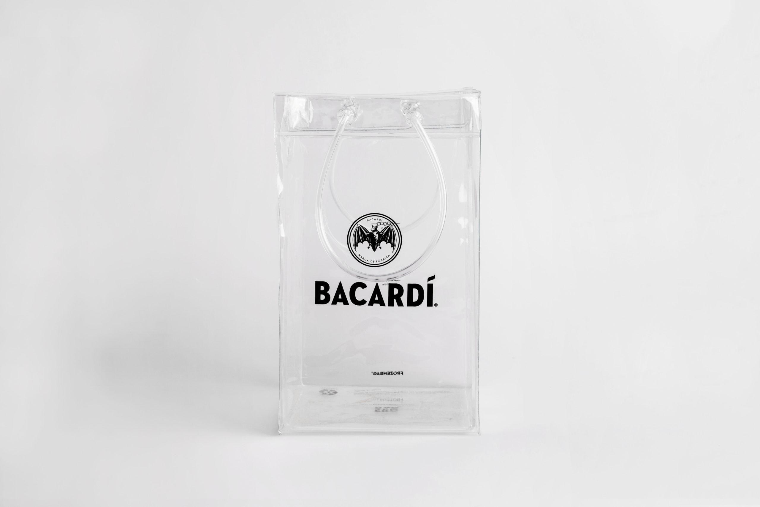 Bacardí XL Crystal Frente