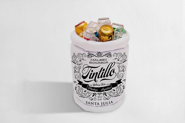 bucket mini mockup
